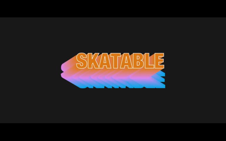 Skatable – João Santos